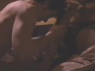 Stunning Ebony Babe Lisa Bonet Receives Tied Up To a Bed and Drilled