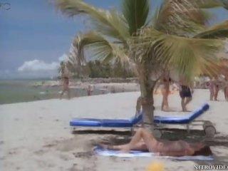 Alison Armitage Sunbathing