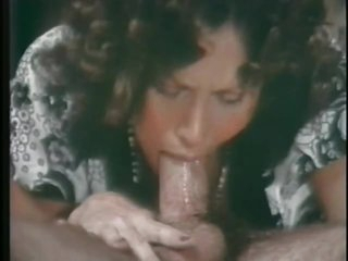 Amazing Blowjobs From The Movie Deep Throat - Vintage Porn Video