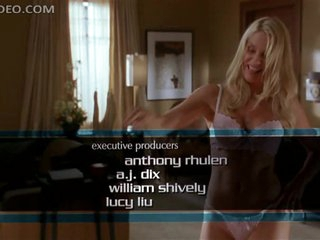 Super Hot Episode Of Stunning Nicolette Sheridan Wearing Sexy Underware