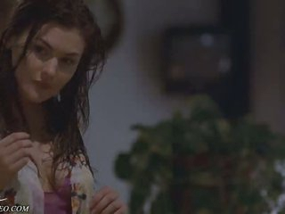 Incredibly Hot Babe Marta Nieto Watches a Couple Having Sex