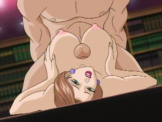 Keraku No Oh 1 - Horny Manga Babes Get Fucked in an Animated Orgy