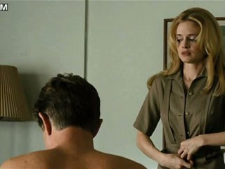 Stunning Babe Heather Graham In Sexy Lingerie - Scene From 'Bobby'