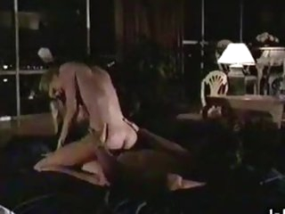 Blonde Holly Sampson Loves to Ride Cock