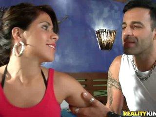 Great Hardcore Action With Breathtaking Brazilian Babe