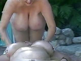 Hawt lesbo BBW massage.
