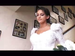 Here CumsThe Bride FFM