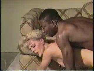 Slutty White Wife drilled by big black cock