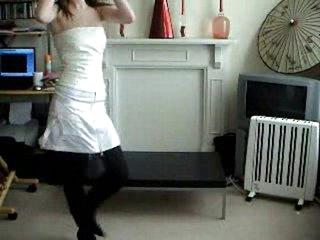 Teen webcam undress