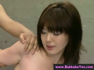 Bukkake asian doxy fucked