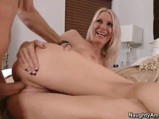 Emma Starr gets real fucked hard in her ass this babe truly enjoys it