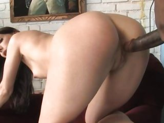 Sizzling Brandi Lyons gets dicked up her pussy