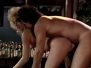 70s porn shows mad love making scene in the bar