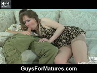 Leila&Rolf furious mature video
