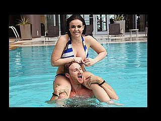 Brazzers spends a lethargic day with Emma heart as this babe hangs out by the pool. This Babe hops in the jacuzzi and the sauna with Levi Specie previous to they engage in some coitus.