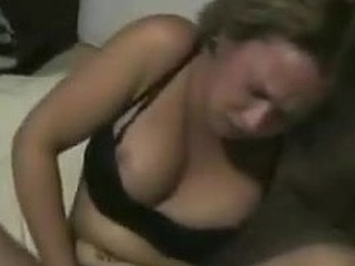 Horny blonde has am amazing way of masturbating her pussy. She pulls up her thong to get it right between the lips, then rubs it in circles before bending over to finish herself off with her deep fingers.