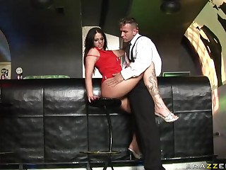 Simony Diamond Doing Booty To Mouth In Hardcore Anal Sex Vid