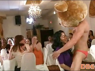 Hot party girls want face fuck