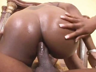 Black girls are all about the anal sex